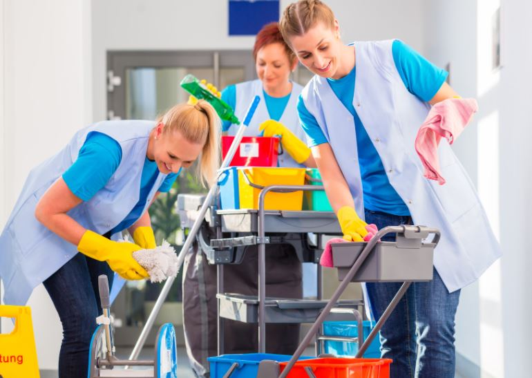 Commercial-Cleaners